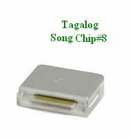 TAGALOG PHILIPPINO Song Chip #8     Magic Mic     460 Songs