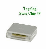 TAGALOG PHILIPPINO Song Chip #9     Magic Mic     300 Songs
