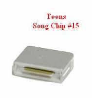 TEENS Song Chip #15      Magic Mic    100 Songs