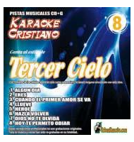 TERCER CIELO KARAOKE CRISTIANO    Magic Music   KCM 008