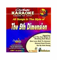THE 5TH DIMENSION         Chartbuster 6+6       CB40446