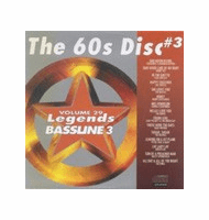 THE 60�S DISC 3    Legends Bassline   LG 29