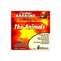 THE ANIMALS    Chartbuster 6+6   CB40448