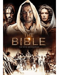 THE BIBLE THE EPIC MINISERIES 4 DISC SET - DVD Special