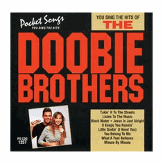 THE DOOBIE BROTHERS     Pocket Songs    PS1257