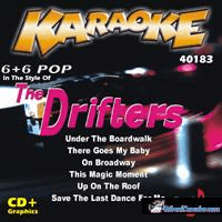 THE DRIFTERS     Chartbuster 6+6   CB 40183