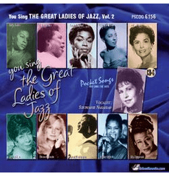THE GREAT LADIES OF JAZZ Vol. 2        Pocket Songs     PS6156