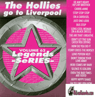 THE HOLLIES GO TO LIVERPOOL    Legends Series   LG 62