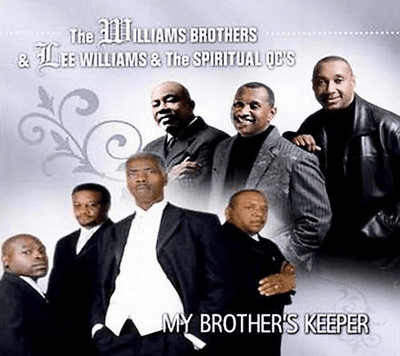 THE WILLIAMS BROTHERS MY BROTHERS KEEPER - Original CD