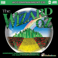 THE WIZARD OF OZ        Pocket Songs     PS 6164