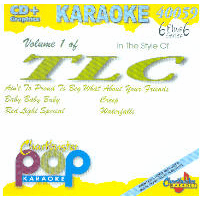 TLC Vol. 1   Chartbuster  6+6   CB40059