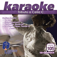 TRIBUTO A CELIA C. Vol. 105  Karaoke Box  KB 105