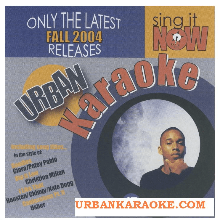 URBAN HITS  FALL 2004  Sing It Now