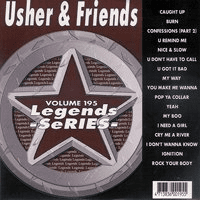 USHER & FRIENDS   Legends Series  LG-195