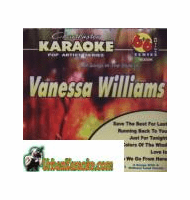 VANESSA WILLIAMS   6+6 Pop Artist Series  Chartbuster CB 40250R