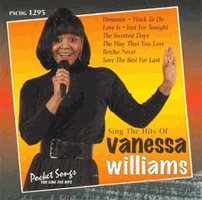 VANESSA WILLIAMS       Pocket Songs     PS1295
