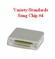 VARIETY / STANDARDS Song Chip #4     Magic Mic    147 songs