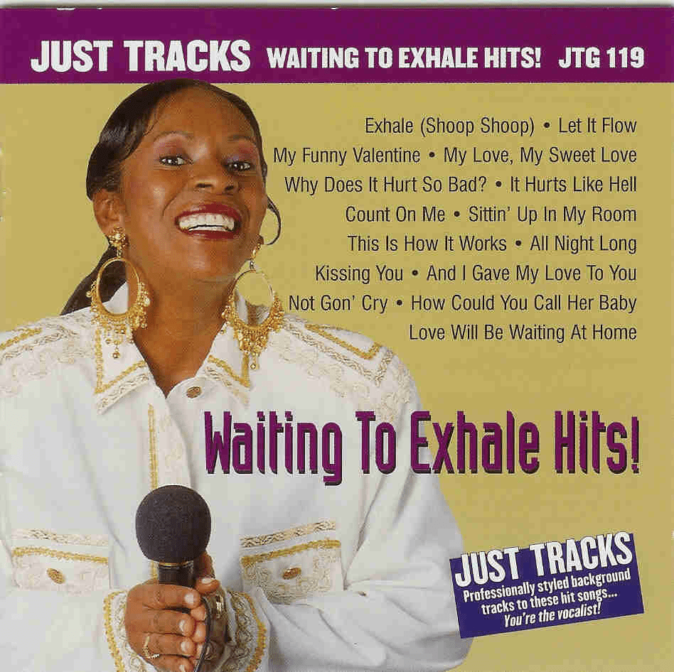 WAITING TO EXHALE  Just Tracks  JTG119