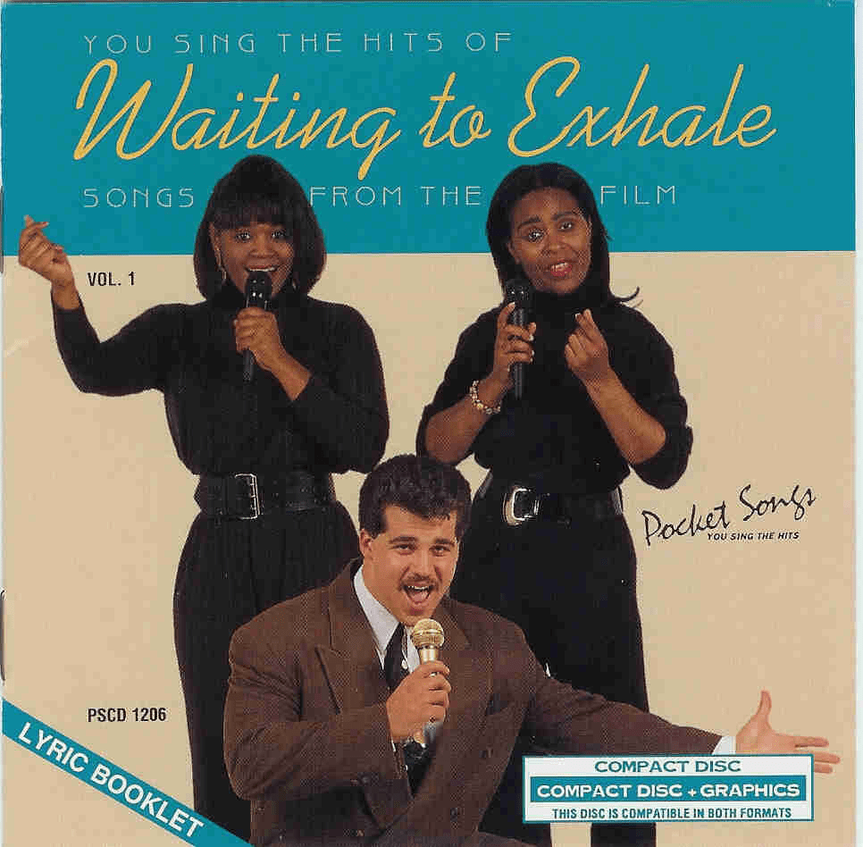 WAITING TO EXHALE  Vol.1  Pocket Songs  PSCDG 1206