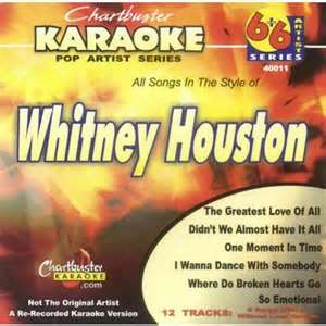 WHITNEY HOUSTON 6+6        Chartbuster      CB40011
