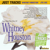 WHITNEY HOUSTON     Just Tracks     JTG165