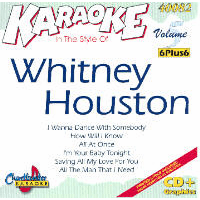 WHITNEY HOUSTON Vol. 5    Chartbuster  6+6   CB40082