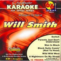 WILL SMITH 6+6   Chartbuster  CB40371