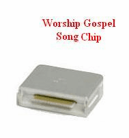 WORSHIP GOSPEL Song Chip         Magic Mic         200 Songs