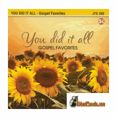 YOU DID IT ALL   Pocket Songs    Just Tracks      JTG 385