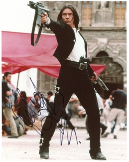 Antonio Banderas Signed 8x10 Photo