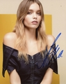 Abbey Lee Kershaw Signed 8x10 Photo