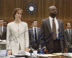 Sarah Paulson & Sterling K. Brown Signed 8x10 Photo
