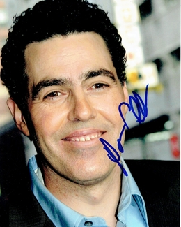 Adam Carolla Signed 8x10 Photo