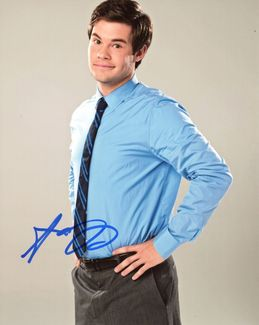 Adam Devine Signed 8x10 Photo