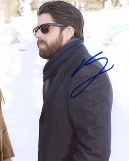 Adam Goldberg Signed 8x10 Photo