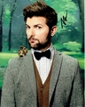 Adam Scott Signed 8x10 Photo
