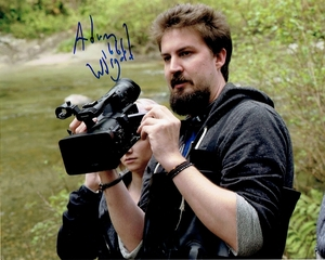 Adam Wingard Signed 8x10 Photo