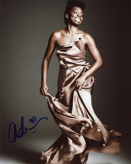 Adepero Oduye Signed 8x10 Photo - Video Proof
