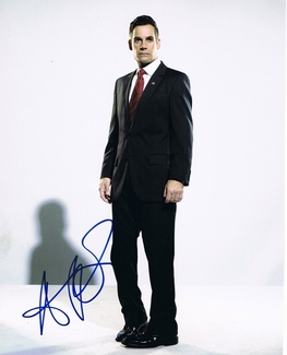 Adrian Pasdar Signed 8x10 Photo