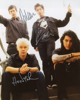 AFI Signed 8x10 Photo