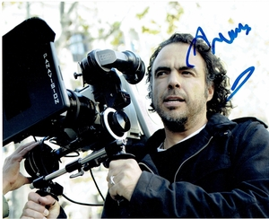 Alejandro Gonzalez Inarritu Signed 8x10 Photo