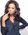Aisha Tyler Signed 8x10 Photo