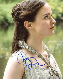 Aisling Franciosi Signed 8x10 Photo