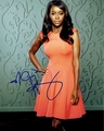Aja Naomi King Signed 8x10 Photo