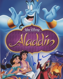 Alan Menken Signed 8x10 Photo - Video Proof