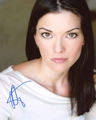 Alana de la Garza Signed 8x10 Photo - Video Proof