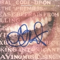 Alanis Morissette Signed CD Booklet