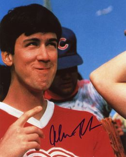 Alan Ruck Signed 8x10 Photo