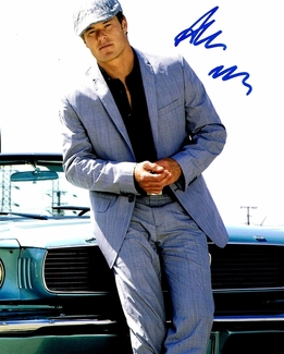 Alec Musser Signed 8x10 Photo - Video Proof
