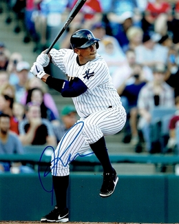 Alex Rodriguez Signed 8x10 Photo - Video Proof